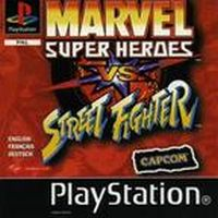 Photo de la boite de Marvel Super Heroes VS Street Fighter
