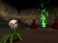 MediEvil 2, capture d'écran