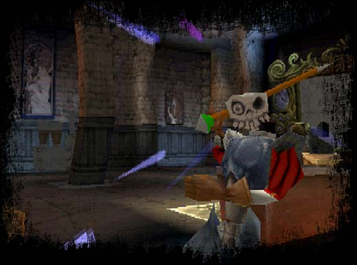 une photo d'écran de MediEvil 2 sur Sony Playstation