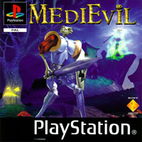 Photo de la boite de MediEvil