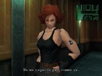 Metal Gear Solid, capture d'écran