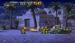 Metal Slug X, capture décran