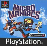 Photo de la boite de Micro Maniacs