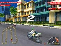 Moto Racer sur Sony Playstation