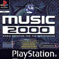 Photo de la boite de Music 2000