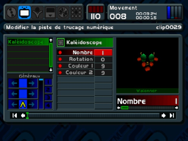 une photo d'écran de Music 2000 sur Sony Playstation
