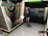 Parasite Eve 2 sur Sony Playstation