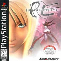 Photo de la boite de Parasite Eve