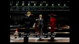 Parasite Eve, capture d'écran