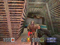 Quake 2, capture décran