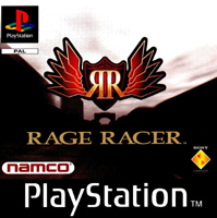 Photo de la boite de Rage Racer
