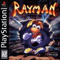 Photo de la boite de Rayman (Playstation)