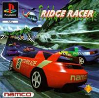 Photo de la boite de Ridge Racer