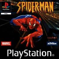 Photo de la boite de Spider-Man (Playstation)