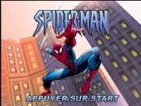Spider-Man (Playstation), capture d'écran