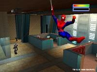 Spider-Man (Playstation) sur Sony Playstation