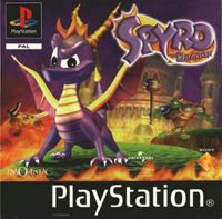 Photo de la boite de Spyro le Dragon