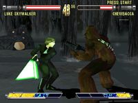 Star Wars - Masters of Teras Kasi sur Sony Playstation