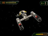 une photo d'écran de Star Wars - Rebel Assault 2 sur Sony Playstation