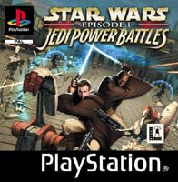 Photo de la boite de Star Wars Episode 1 - Jedi Power Battles