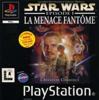 Photo de la boite de Star Wars Episode 1 - La Menace Fantome