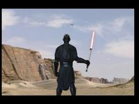 Star Wars Episode 1 - La Menace Fantome sur Sony Playstation