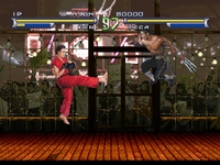 Street Fighter - The Movie (Playstation) sur Sony Playstation