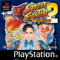 Photo de la boite de Street Fighter Collection 2