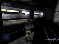 Syphon Filter sur Sony Playstation