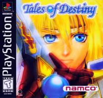 Photo de la boite de Tales of Destiny