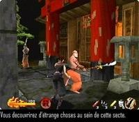 Tenchu - Stealth Assassins, capture d'écran