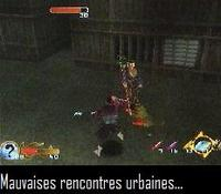 Tenchu - Stealth Assassins sur Sony Playstation