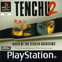 Photo de la boite de Tenchu 2 - Birth of the Stealth Assassins