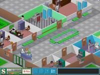 Theme Hospital, capture décran