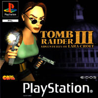 Photo de la boite de Tomb Raider 3