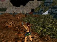Tomb Raider 3, capture décran