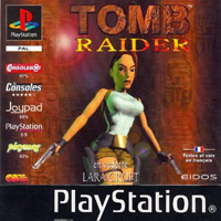 Photo de la boite de Tomb Raider