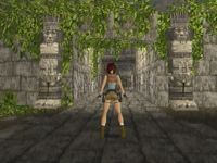 Tomb Raider, capture décran