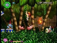 Tombi sur Sony Playstation