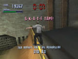une photo d'écran de Tony Hawk s Skateboarding sur Sony Playstation