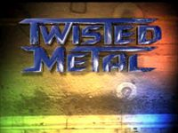 Twisted Metal, capture d'écran