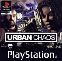 Photo de la boite de Urban Chaos
