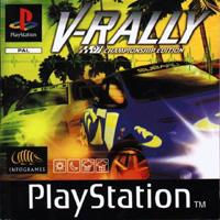 Photo de la boite de V-Rally 97 Championship Edition