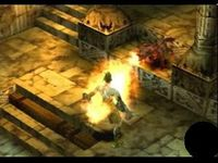 Vagrant Story, capture décran
