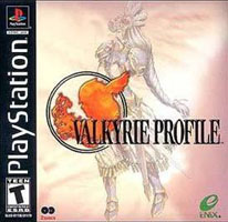 Photo de la boite de Valkyrie Profile