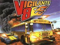une photo d'écran de Vigilante 8 (Playstation) sur Sony Playstation