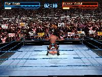 WWF Smackdown sur Sony Playstation