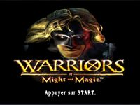 Warriors of Might and Magic sur Sony Playstation