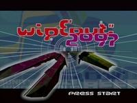 WipEout 2097, capture décran
