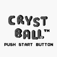 Crystball, capture d'écran